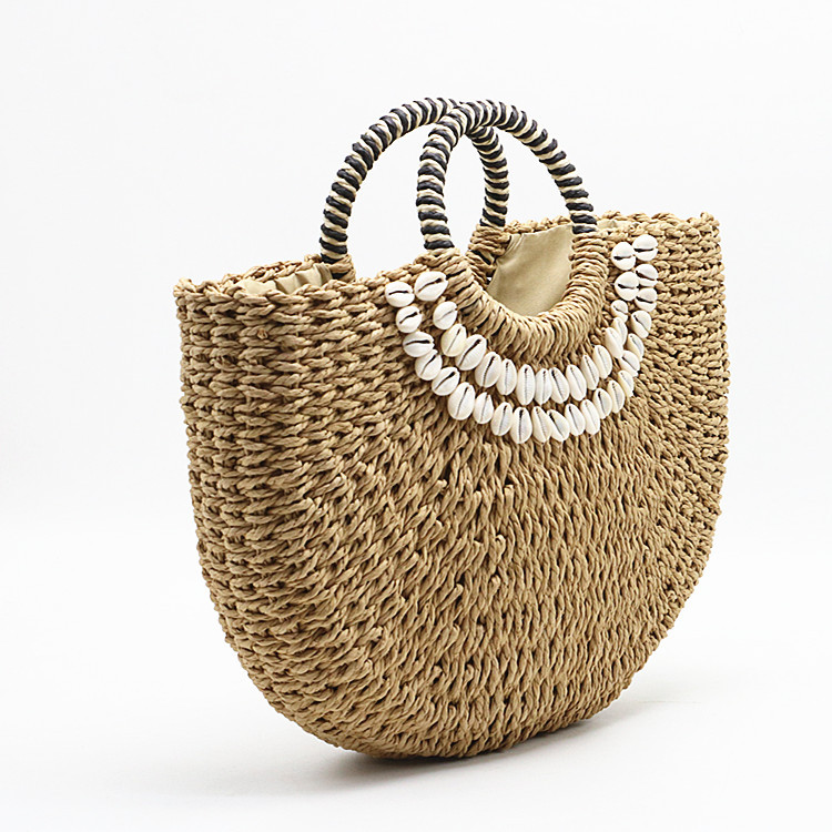 ANGEDANLIA handmade straw totes wholesale on sale for women-3