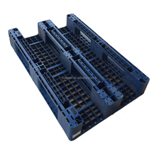 Heavy Duty Warehouse Storage HDPE Euro Plastic Pallet for Sale