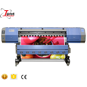good quality DX5 E180s Allwin Eco solvent printer price