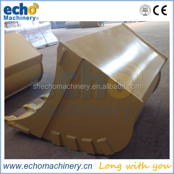 Hyundai excavator parts R210LC-7 excavator bucket for crushing machinery plant