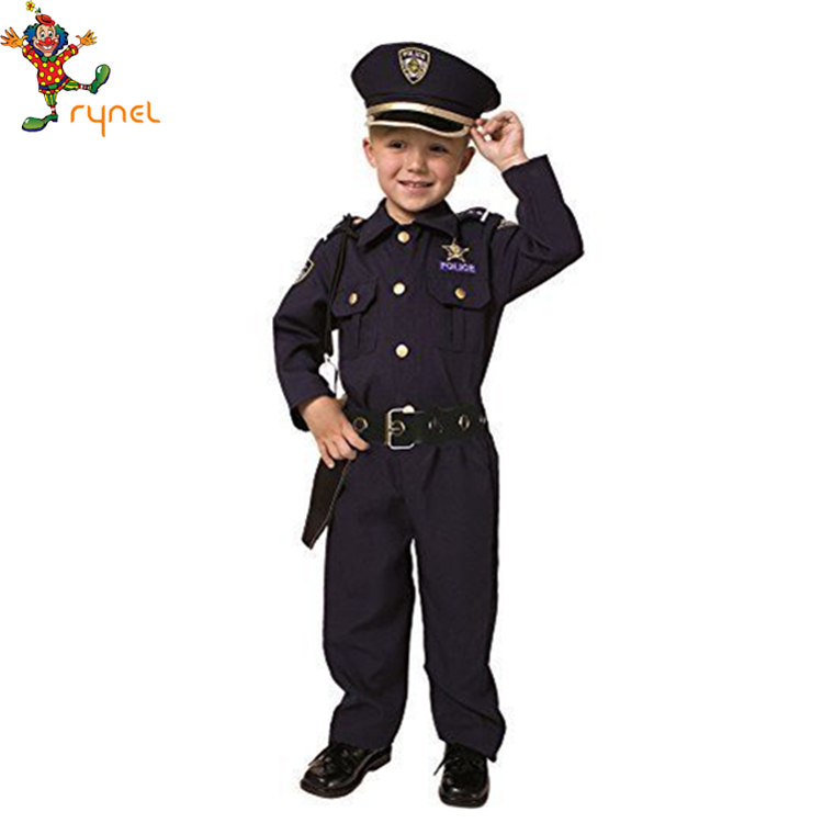 PGCC4354 Hot Selling Policemen Clothes Cops Costumes Kids Halloween Cosplay Costumes  sc 1 st  Alibaba & Pgcc4354 Hot Selling Policemen Clothes Cops Costumes Kids Halloween ...