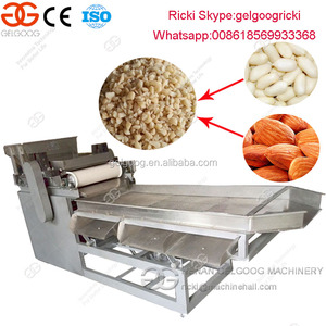 Peanut Crushing and Grading Plant Cashew Chopping Machine Peanut Cutter