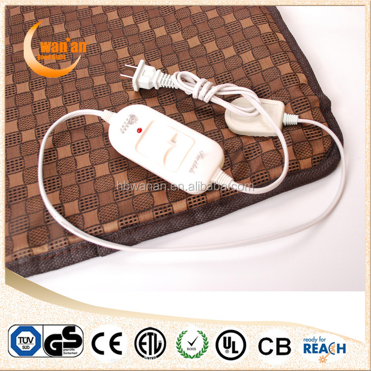 CE GS Electric Heating Pad