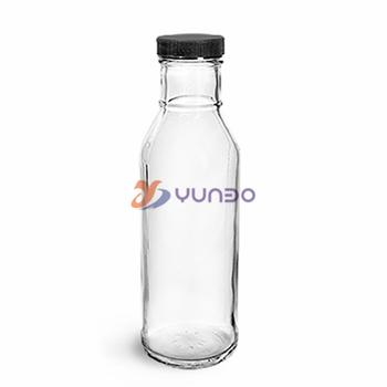 Gıda Sınıfı 150 Ml 300 Ml Sıcak Sos şişeleri Biber Cam şişeler Buy