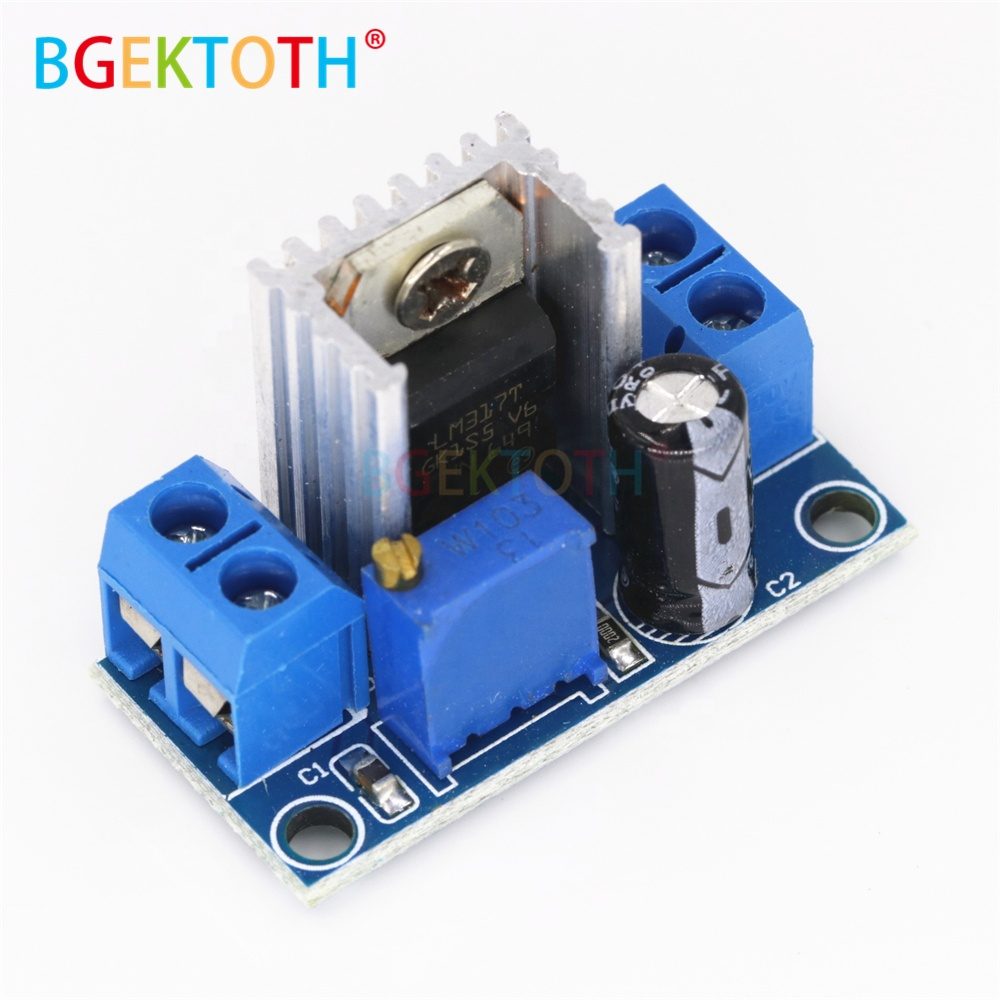 Wholesale Voltage Step Down Circuit Online Buy Best Understanding This Lm317 Led Driver Electrical Engineering Dc Converter Buck Strongstep Strong