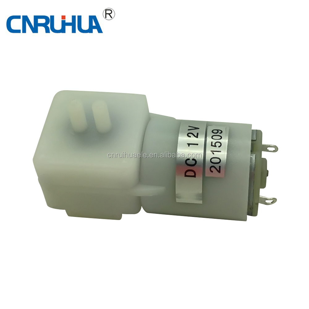 Mini Compact 12vdc Mini Diaphragm Air Pump