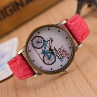 Hot selling cheap fashion watch,lady watch gift