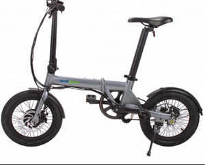 small wheel city ebike 16 inch folding electric bicycle with CE