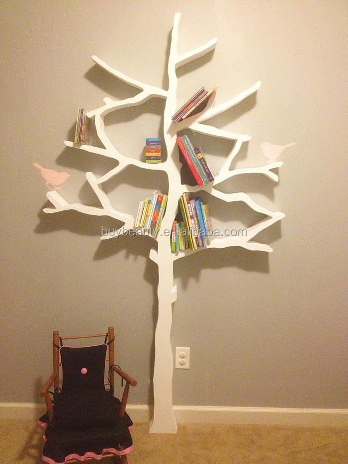 moderne glasvezel boom boekenkast boom boekenplank