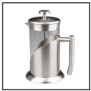 Zwanenhals Uitloop Giet Over Koffie Waterkoker Met Thermometer En Gehard Glas Deksel