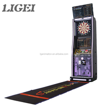 Popular darts boards type electronic darts machine, bar coin operated dart game machine