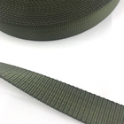 "UV resistance 2"" 100% nylon polyester Backpack strap webbing"
