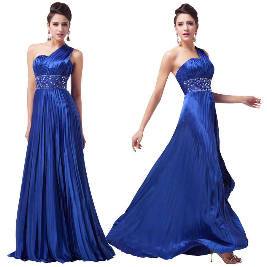 Cheap Royal Blue Sequin Prom Dress, find Royal Blue Sequin Prom ...