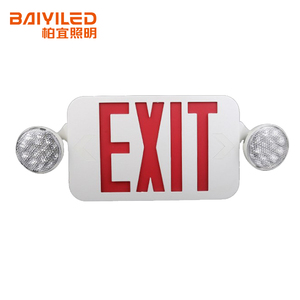 High quality power rechargeable led emergency light