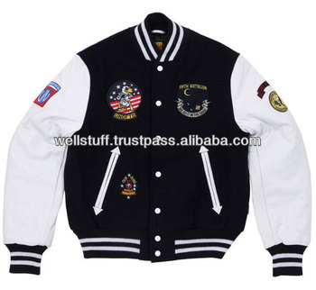College Jackets / Baseball Jackets / Letterman Jackets / Get Your ...