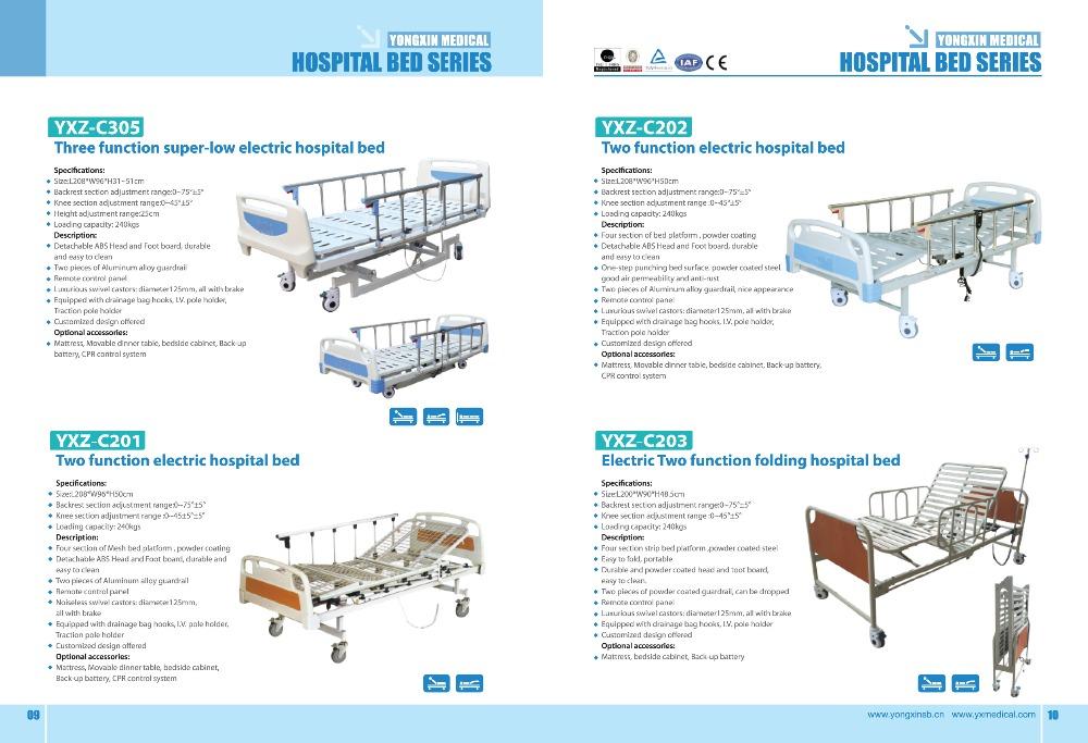 전기 병원 침대 Linak 모터 두 함수를 사용하여 - Buy Product on Alibaba.com