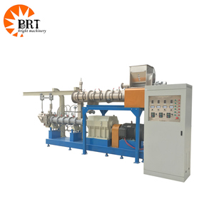 Small floating sinking tilapia fish feed pellet machine price fish food extruder production line for fish feed making machine
