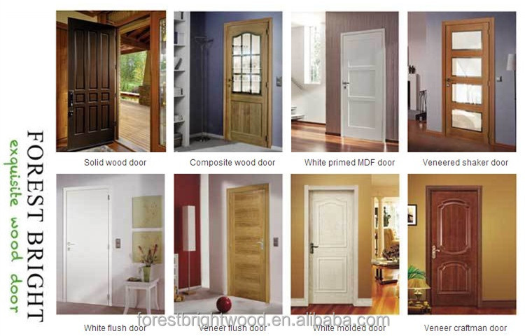 Interior Mdf Craftsman Two Panel Door With Special Lockset Buy Mdf