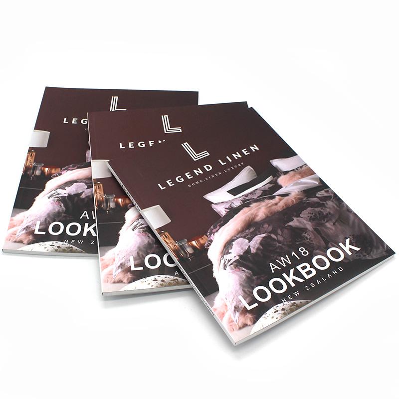 Barato Impressão Rápida A5 Livreto Brochura Impressão de Folhetos Da Cor Cheia