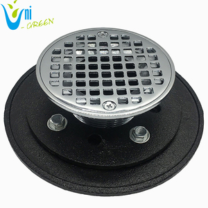 Cast iron adjustable shower Floor drain