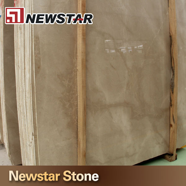 Turkish Big Slab Natural Beige Marble Stone