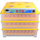 Plastic 48eggs antique incubator automatic with great price chinese incubator fertile turkey eggs