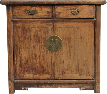 Chinese Antique Elm Wood Asian Furniture Antique