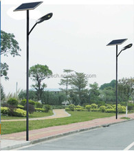 60W solar street lighting system solar garden lantern system widely used for town, garden and small city