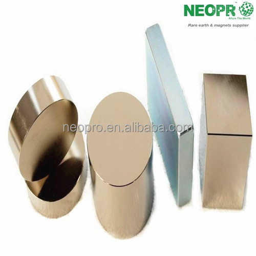 High Quality of huge neodymium magnets