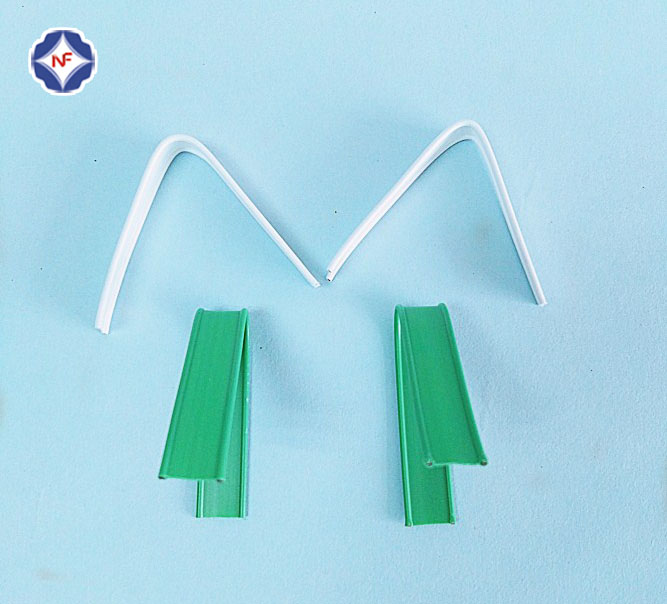 Bread Bags Closure Used Plastic Twist Ties With Double Metal Wire ...