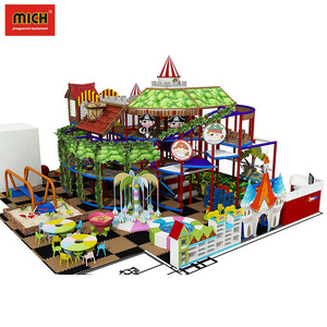 Soft Play Games Naughty Castle/ Kids Toy Amusement Park Equipments Small Indoor Playground