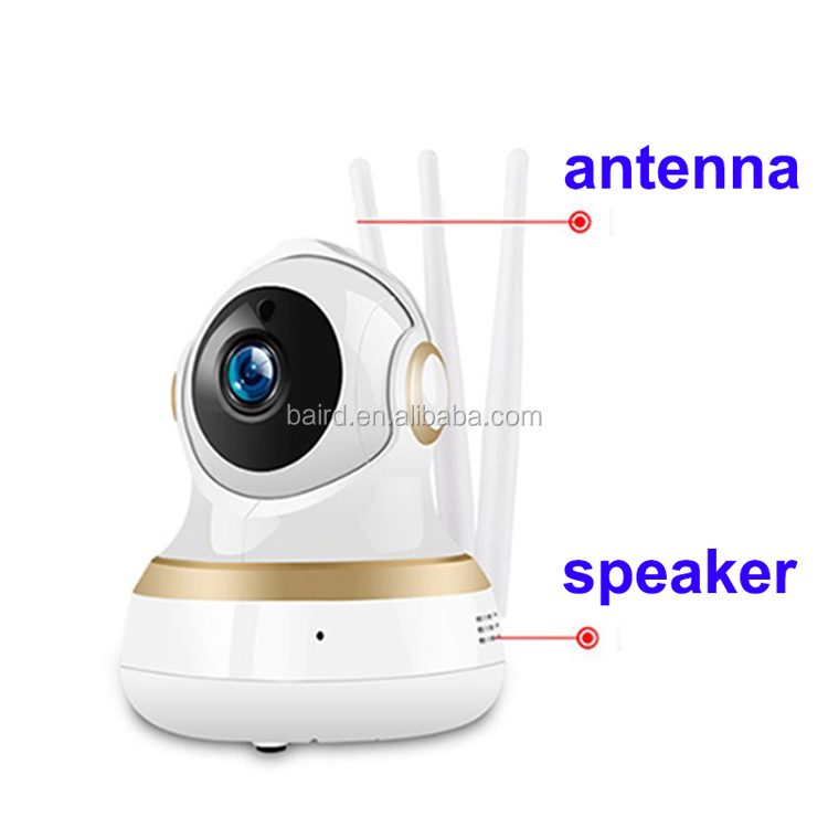 Two Way Audio 360 degree HD 1080P Wireless IP Camera