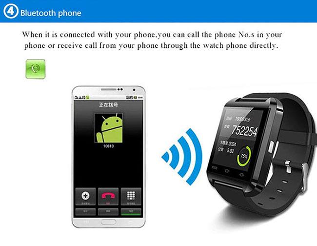 Smart Watch Gt08 Руководство - фото 7