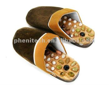 Natural Stone Massage Slipper Winter Use