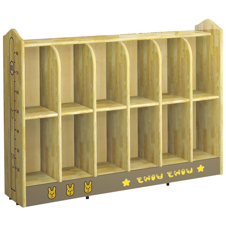 School Furniture By Raw Wooden Material Children Bedroom Storage Cabinet