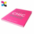 Eco-friendly printing hardcover customized colorful piano book