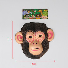 animal mask monkey/lion/horse /deer/ rabbit/unicorn/zebra/monkey mask