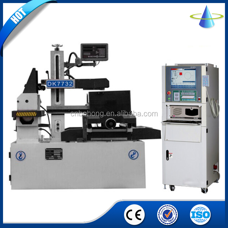 Cnc edm wrie cut wire edm machine DK7732 for sales all over the world