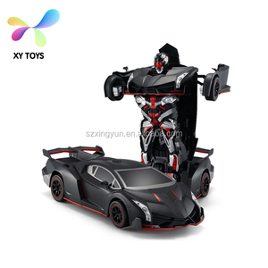 Remote Control 6 Sytles Optional Voice Control Watch RC Car for Children Gift XY-302