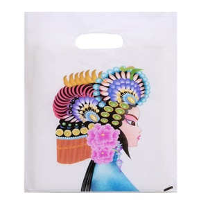 Handled Style and Non-woven Material non woven disposable carry bag