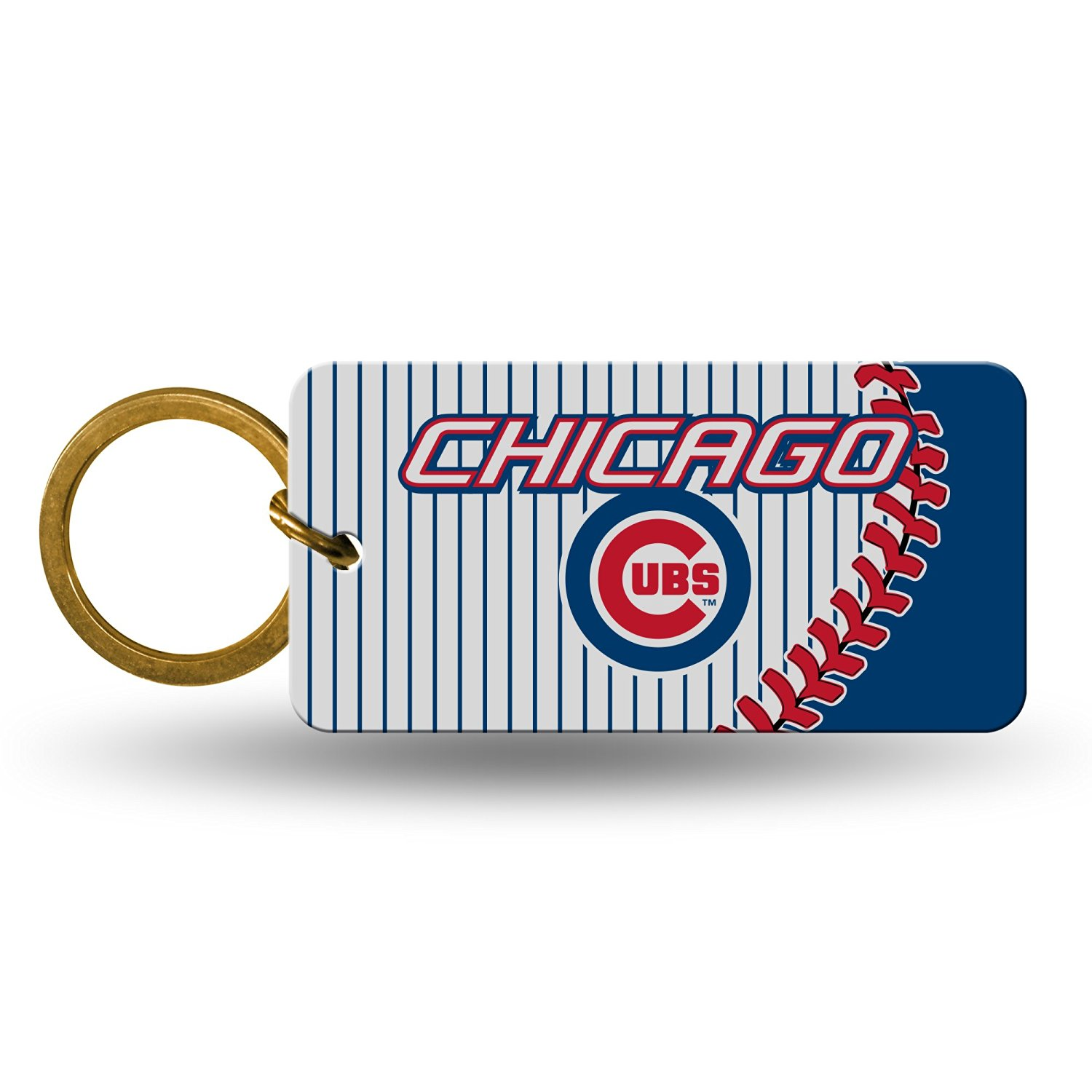 Buy Rico Industries RIC-FCL5322 Chicago Cubs MLB Laser Chrome ...