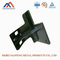 Black E-caoting Electrical Motorcycle Parts