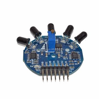 5 Channel Flame Sensor Module Output Analog And Digital Sensor - Buy  Temperature Sensor,Flame Sensor,Output Analog Sensor Product on Alibaba com