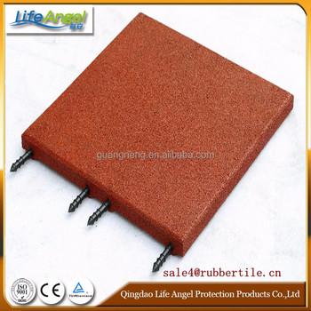 Interlocking Rubber Tilesgym Rubber Floor Rollssports Rubber Mat