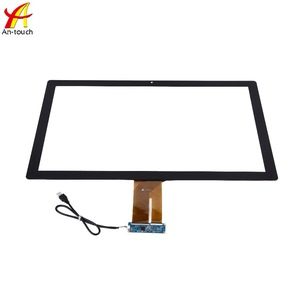 Hot sale 27 inch multi touch screen kit capacitive touch screen for kiosk/pos