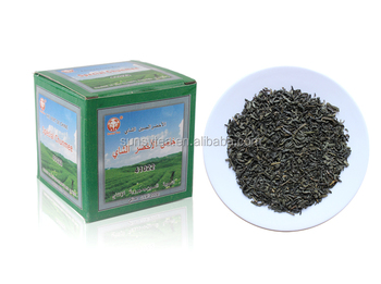 Chinese chunmee green tea 41022AAA for African market