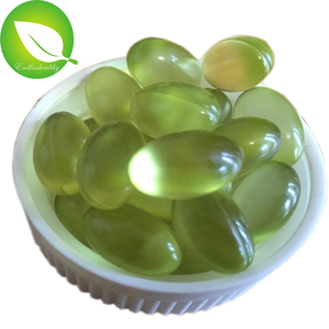 100 % Organic Aloe Vera Gel soft capsules For Detox Digestion Metabolism and skin care