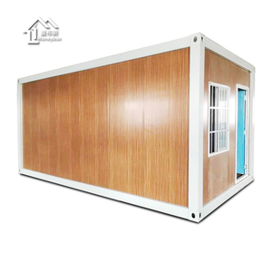 2018 new products made in China floating house floating container house for sale