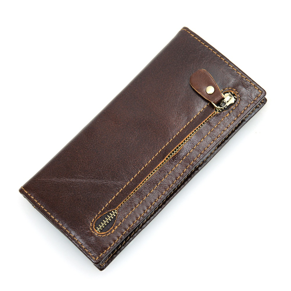 8122Q J.M.D China Suppliers Hand Genuine Leather Men's Wallet