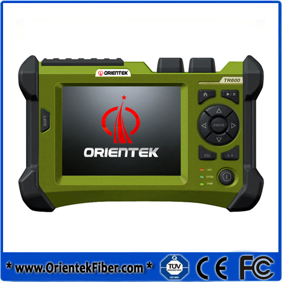 Orientek MM OTDR 850/1300nm OTDR To Test Fiber Optic cables